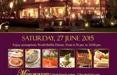 World Buffet at Le Crystal: Saturday 27th June, 2015 - Chiang Mai Travel Guide and Hotels Booking
