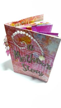 A Mother's Story, Mother's Day project from Gel Press by Sally Lynn MacDonald