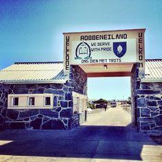 Robben Island (instagram's photo)