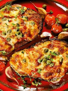 Easy Chicken Recipes for Family & Couple Vegetable Recipes, Vegetarian Recipes, Cooking Recipes, Healthy Recipes, Chicken Recipes, Mama Cooking, Best Italian Recipes, Italian Foods, Eggplant Recipes