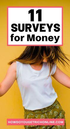 11 Trustworthy Survey Sites to Make Extra Money (Ultimate Guide) Best Online Survey Sites, Survey Websites, Online Surveys That Pay, Survey Sites That Pay, Surveys For Money, Paid Surveys, Best Money Saving Tips, Money Tips, Saving Money
