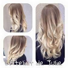 Pose de rajout en 30 seconde blond fonc tie and dye platine blonde pinterest blond fonc - Tie and dye blond platine ...