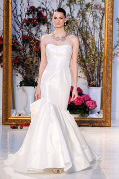 Anne Barge Bridal Spring 2017 Fashion Show
