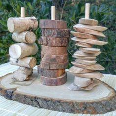Natural Wood Sorting, Fine Motor Skills, Gift for Kids, Montessori Classroom, Reggio Emilia, Waldorf, Teacher Resources