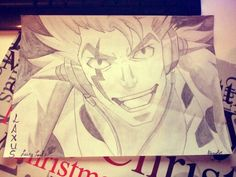 Anime : Fairy Tail  Character : Laxus