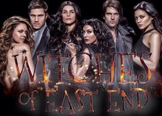 Witches of East End cast