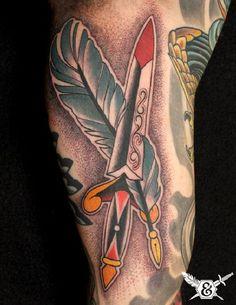 Tattoo-Idea-Design-Dagger-Dolch-10-Russ Abbott