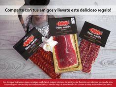 Embutidos y Jamones Nieto Martín Cold Cuts, Tasty