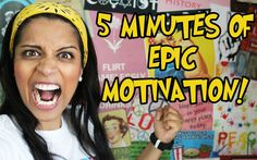 5 MINUTES OF EPIC MOTIVATION! (I feel like this could help a lot of people get motivated to go practice) :)