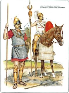 Phoenician/Carthaginians