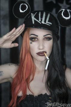 Badass Ash Costello- Photo by the great Jeremy Saffer