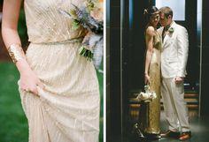 20 Gatsby Glam Wedding Dresses   SouthBound Bride
