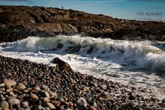 Rocky beach digital photography This photo is taken and created by TML digitalpix This digital photo is only for private use. Digital Photography, Art Photography, My Photo Gallery, Norway, Coast, Ocean, Beach, Water, Travel