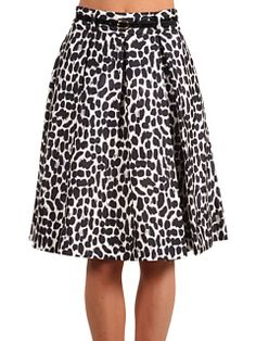 Kate Spade New York Lillith Skirt Leopard. One of my favorites. The pockets on the sides are just icing on the cake.