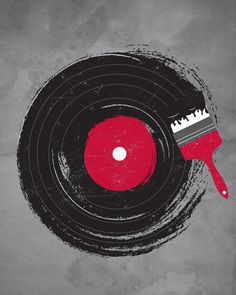 """Art of Music"" Art Print by Dan Elijah G. Fajardo on Society6."