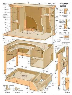 355 Best Building Plans Images Woodworking Furniture Good Ideas