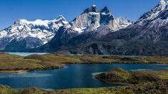 Cuernos del Paine - Región XII - Chile by Sean O'Connell's Soul