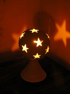 Baby terracotta globe lamp. http://www.maroque.co.uk/showitem.aspx?id=ENT03879&p=00738&n=all