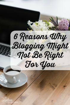 Thinking about becoming a blogger? Here are 6 reasons why blogging might not be right for you...and some of them will surprise you! Becoming A Blogger, Money Saving Mom, Make Money Fast, Blogging For Beginners, Blog Tips, Extra Money, Making Ideas, Just In Case, Helpful Hints