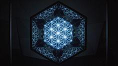 投影聲光裝置/鏡像 Patterns of Harmony is a mirrored projection mapping installation inspired by quantum physics and a research to find the origin of geometry. It focuses on all of…