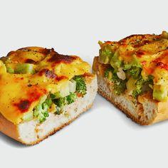 Broccoli Melts Recipe | Bon Appétit