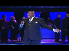 """Pastor Marvin Winans sings  I'm Over it Now  """"You Just Don't Wanna Know""""..."""