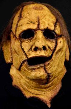 1974 Texas Chainsaw Massacre Leatherface 3/4 Mask