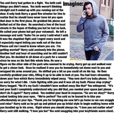 Image in imagine collection by olivia on We Heart It Harry Imagines, One Direction Imagines, One Direction Harry, One Direction Photos, One Direction Humor, Imagines Crush, Louis Imagines, Direction Quotes, Tom Holland Fanfiction