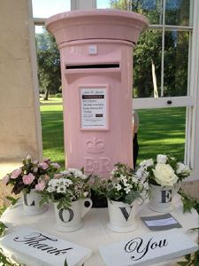 Your Wedding Post Box - Wedding Post Box Hire with Nationwide Service