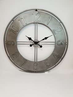 Horloge globe-trotter Chine décorative vintage retro