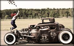 Rat Rod Race....nothin better than this!