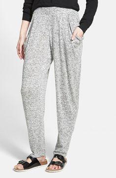 Runway Girl Knit Jogger Pants (Juniors) available at #Nordstrom
