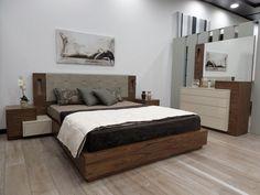 Αποτέλεσμα εικόνας για κρεβατοκαμαρες σετ Bed, Furniture, Home Decor, Decoration Home, Stream Bed, Room Decor, Home Furnishings, Beds, Home Interior Design