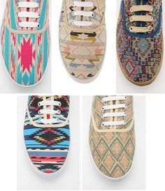 urban outfitters patterned sneakers, copy design with sharpies! Cute Shoes, Me Too Shoes, Urban Outfitters, Cultura Pop, Crazy Shoes, Swagg, Fashion Shoes, Fashion Fashion, Fashion News