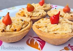 PANELATERAPIA - Blog de Culinária, Gastronomia e Receitas: Petiscos