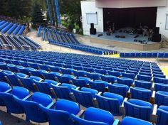 Clio Amphitheater, Clio Michigan
