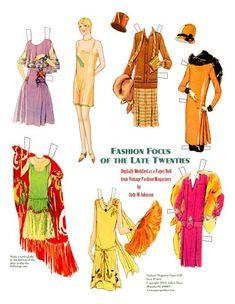 My Stuff - Terri Eisen - Picasa Web Albums Junior Fashion, 20s Fashion, Vintage Fashion, Indigo Children, Christmas Paper Crafts, Vintage Paper Dolls, Roaring Twenties, Hello Dolly, Paper Toys