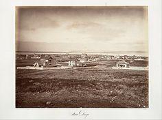 San Diego,1876, Metropolitan Museum of Art; albumen silver print from glass negative, Carleton E. Watkins (1829-1916)