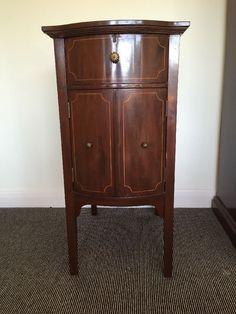 HMV Gramophone Cabinet Drinks CabinetDining Room