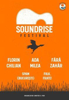 Soundrise Festival ar fi trebuit să aibă loc în perioada 31 iulie-2 august 2020, la Sulina. În ciuda încercărilor din ultima perioadă, n-am renunțat. deocamdată ne-am mutat online. Prima sesiune: sâmbătă, 2 mai 2020, ora 19.00. Cu: Florin Chilian, Ada Milea, Fără Zahăr, SPAM și Folk Frate.