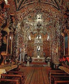 Santa María Tonanzintla, Puebla , México