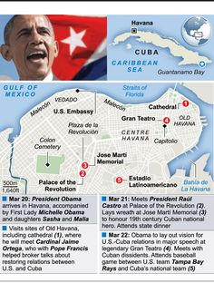 5 decades later, US-Cuba diplomatic ties restored | Cuba and Cold war