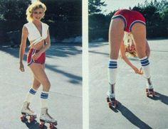 roller skates fashion - Buscar con Google