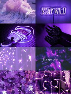 Purple Aesthetic || Pinterest : nahsliwka