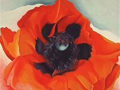Selected Georgia O'Keeffe Paintings