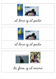 lectura-comprensiva-primeras-frases by centromontessoriargentina via Slideshare
