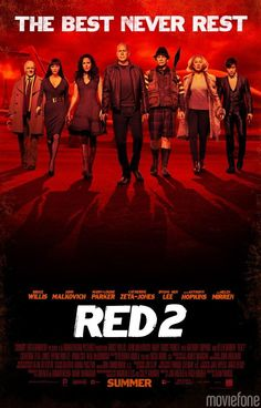 RED 2 TV Spots: Retired and Extremely Dangerous