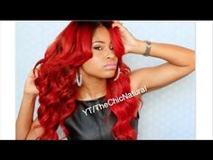 HOW TO: My Bright FIRE RED Haircolor! DIY (+playlist)