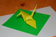 Tuto origami grue traditionnelle youtube origami pinterest youtubers et origami - Tuto grue origami ...