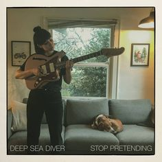 """It's single and ready to jingle, it's Deep Sea Diver's new track """"Stop Pretending""""! Everything Is Falling Apart, Deep Sea Diver, Track, Runway, Truck, Running, Track And Field"""